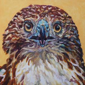International Wildlife Painter Patricia A. Griffin To Show New Work At, The Historic Newberry Building, Stroudsburg Pa